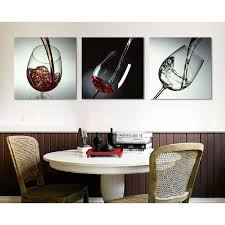 cadre cuisine pas de cadre cuisine moderne toile peintures vin cup