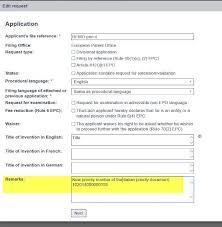 epo faq u2013 new online filing cms