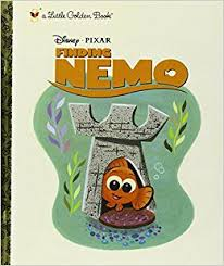 Finding Nemo Story Book For Children Read Aloud Finding Nemo Golden Book Saxon Tilley