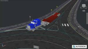 vehicle tracking swept path analysis software autodesk