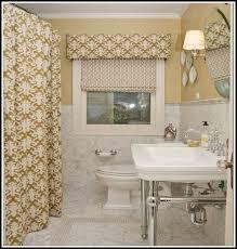 bathroom curtain ideas 100 bathroom curtain ideas baroque wide shower