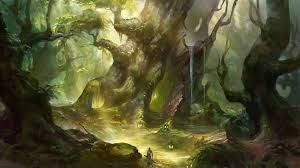 enchanted forest wallpapers hd pixelstalk net