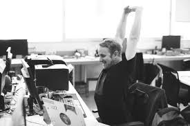 Exercise At Desk Job Deskercise Exercise At Work With These 12 Super Simple Desk Exercises