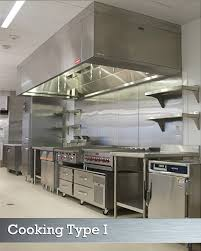 Kitchen Ventilation Design Commercial Kitchen Ventilation Hoods Streivor Air Systems