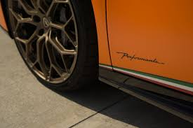cool orange cars 2018 lamborghini huracan performante release date price and specs
