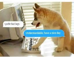 Funny Computer Meme - good boys finish last memebase funny memes