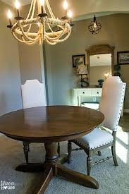 chairs for dining room knock off no sew dining chairs bless u0027er house
