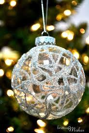 german glitter glass ornament community post 39 ways to decorate