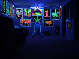 blacklight bedroom blacklight room rick dierks flickr