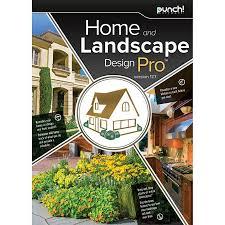 punch home landscape design professional object diagram in uml