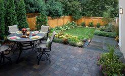 cozy small backyard landscaping ideas low maintenance brilliant small patio garden ideas gardens exciting small yard