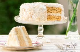 healthy vanilla coconut cake sugar free gluten free grain free