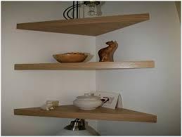 wall mounted corner shelves go home design