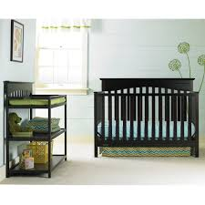 How To Convert Graco Crib To Full Size Bed by Graco Hayden 4 In 1 Convertible Crib In Espresso Free Shipping