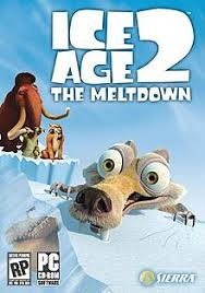 ice age 2 meltdown video game