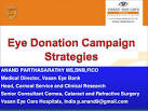 you want slogans for eye donation