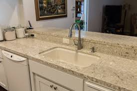 marble bathroom countertops with one piece sink white granite plus
