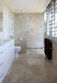 large white fiberglass tubs mixed black ceramic floor as well f 30 calm and beautiful neutral bathroom designs digsdigs new