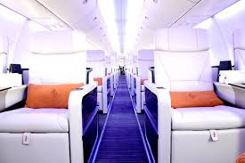 onboard the four seasons u0027 new private jet techdrive