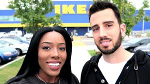 what happens in ikea stays in ikea issa vlog ikea shopping issa vlog ikea shopping home decor giveaway update