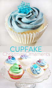 imitation cupcake tree ornaments cupfakes the of