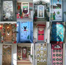 Christmas Door Decorating Contest by Clifton Recreation Department Activity Details