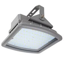 4100k Light 100 Watt Led Explosion Proof Light For Class 1 Division 2