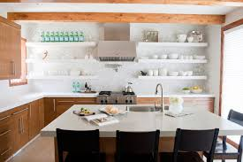 open kitchen cabinets ideas open kitchen cabinets are easier to handle