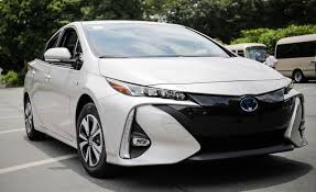 toyota car prices in usa 2017 toyota prius prime plug in hybrid drive u2013 review u2013 car and driver