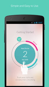 Is It Normal To Have A Light Period My Cycles Period And Ovulation Android Apps On Google Play