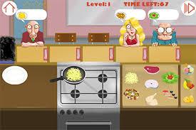 jeux de cuisine serveur application kitchen king jeu de cuisine sur iphone et android