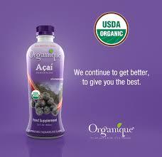 How To Get Usda Certified Home Page Organique Acai Usa Usda Organic Certified