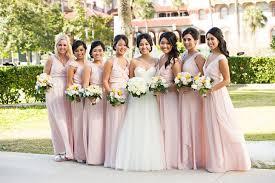 joanna august bridesmaid joanna august blush bridesmaids dresses