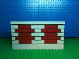 tutorial lego brick wall cc youtube