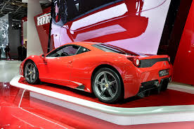 ferrari vows not to build an suv or sedan increase production