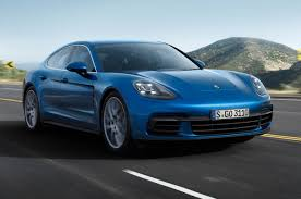 new porsche 4 door 2016 porsche panamera revealed autocar