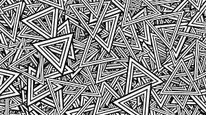 art deco background loop patterns 1 youtube