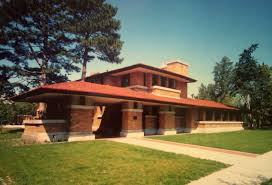allen lambe house u2014the last of frank lloyd wright u0027s prairie style