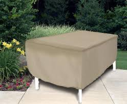 Rectangular Table L Oval Rectangular Table Cover 80 To 84 L Patiofurniturecovers