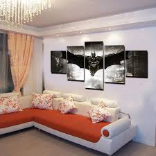 Hd Home Decor 5 Piece Batman Hd Home Decor Veritas Sanctuary