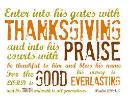 happy thanksgiving 2012 psalm 100 4 5 printable fall favorites