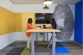 microsoft u0027s intelligent workplace office in thailand has no chairs