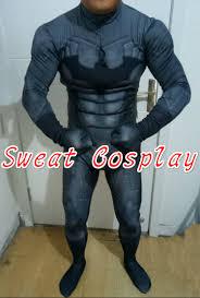 batman costume halloween popular grey batman costume buy cheap grey batman costume lots