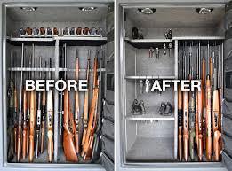 small closet gun safes