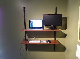 wall mounted floating desk ikea 78 most killer floating wall desk ikea fold out mounted computer