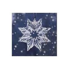 swarovski 2005 annual snowflake