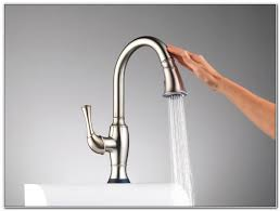 kitchen faucets touch interior design for delta no touch kitchen faucet 28 images bronze