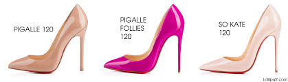 christian louboutin pigalle vs pigalle follies vs so kate lollipuff