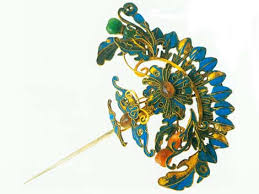 hair ornaments hair ornaments of ancient china all china women s federation