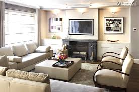 modern contemporary living room ideas living room with fireplace and tv on different walls birdcages